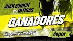 Juan Aurich vs. Inti Gas: estos son los ganadores de las 20 entradas dobles - Noticias de domingo davila fernandez