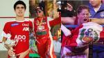 Diego Elías y otros 8 campeones mundiales que tiene el Perú - Noticias de mundial asp