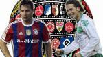 Claudio Pizarro: los 10 mejores goles que marcó en Bayern Munich y Werder Bremen (VIDEO) - Noticias de fútbol peruano 2013