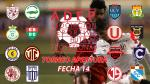 Torneo Apertura: árbitros, fecha, hora y canal de la jornada 14 - Noticias de alianza lima vs sporting cristal