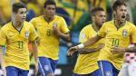Dunga convocó a la Selección Brasileña por primera vez tras el Mundial 2014