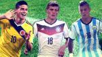 Marcos Rojo y 9 jugadores a los que el Mundial les cambió la vida - Noticias de segunda división de argentina