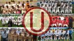 Universitario: hay más de 100 clubes en Perú con el nombre del equipo crema - Noticias de pucala