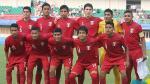 Nanjing 2014: Selección Peruana Sub 15 tiene mejor biotipo que Cabo Verde - Noticias de dennis cruz cruz