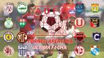 Torneo Apertura: ¿qué partidos de la fecha 15 podrás seguir en vivo? - Noticias de alianza lima vs sporting cristal