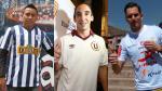 Torneo Apertura: los refuerzos no podrán debutar en la última fecha del Apertura - Noticias de matias rubio