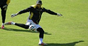 Máximo Banguera fue el segundo arquero de Ecuador en Brasil 2014. Enfrentará a Alianza Lima con Barcelona de Guayaquil.