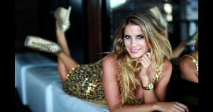 Andrea Ferreyros está dentro de las modelos más cotizadas del Perú. (Internet)