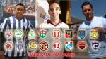 Descentralizado: estos jugadores fueron inscritos en los registros de la ADFP - Noticias de real garcilaso