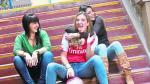 """Joanna Boloña: """"Los jugadores no nos han pedido el teléfono"""" (VIDEO) - Noticias de peru campeón"""
