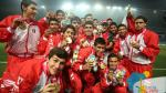 Selección Peruana Sub 15: los campeones olímpicos llegan esta tarde a Lima - Noticias de la gran familia