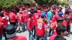 Juan Aurich vs. Universitario: hinchas del 'Ciclón' ya calientan el partido (VIDEO)