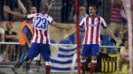Atlético de Madrid venció 2-1 a Eibar y logró su primer triunfo en la Liga BBVA - Noticias de segunda división de argentina