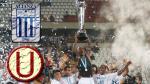 Juan Aurich: el equipo que dio la vuelta olímpica ante Universitario y Alianza Lima - Noticias de estadio nacional
