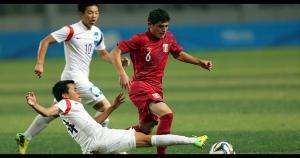 La selección sub-15 de Perú logró ganar la medalla de oro tras ganar por 2-1 a Corea del Sur. (Getty Images)