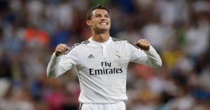 REAL MADRID: Con el Real Madrid, Cristiano Ronaldo ha jugado 51 partidos de Champions League y ha anotado 52 goles. (AP)