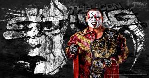 Sting es considerado la estrella número uno de la compañía WCW. (hdwpapers.com)