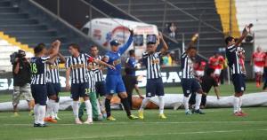 Alianza Lima perdió 3-0 ante Barcelona en el global de esta primera fase de la Copa Sudamericana. (Erick Nazario)