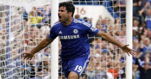 Diego Costa pasó del Atlético de Madrid al Chelsea (50 millones de dólares) (Foto: AFP)