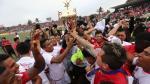 Juan Aurich ganó 2-0 a Universitario y es el campeón del Torneo Apertura