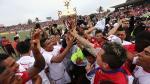 Juan Aurich campeón: jugadores del 'Ciclón' festejaron al ritmo del 'Ras Tas Tas' (VIDEO)