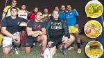 Selección Peruana de Rugby y sus curiosas jugadas con nombres de comida (VIDEO) - Noticias de john virhuez pena