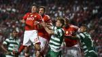 Con André Carillo: Sporting empató 1-1 ante Benfica en el Clásico de Portugal - Noticias de nueva esperanza