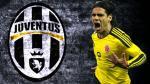 Radamel Falcao: Juventus cerca de fichar al delantero colombiano