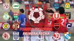 Torneo Clausura: esta es la programación de la primera fecha - Noticias de caimanes