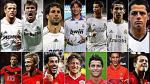 Real Madrid y Manchester United: siete futbolistas que jugaron en ambos clubes