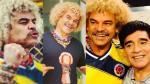 Carlos 'Pibe' Valderrama: diez imágenes que lo mantienen actualizado en las redes sociales - Noticias de rene higuita