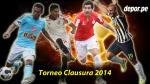 Alianza Lima, Universitario, Cristal y el fixture del Torneo Clausura 2014