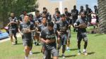 Selección Peruana entrenó en Dubái en medio de un fuerte calor - Noticias de paolo guerrero
