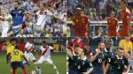 Amistosos FIFA: así quedaron los partidos más importantes de la semana (VIDEOS) - Noticias de argentina italia amistoso