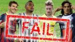 Lionel Messi y 7 fichajes que fueron un FAIL en el mercado de pases - Noticias de marco reus
