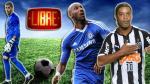 Ronaldinho y 5 estrellas que están libres pero pueden fichar en Europa (GIFS) - Noticias de julio vassallo nunez