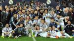 Real Madrid presentó lista para la Champions con 3 jugadores del Castilla - Noticias de felipe almeida