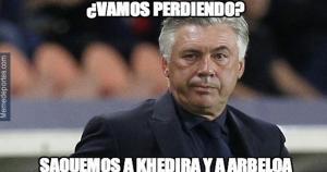 Tras el resultado del Real Madrid ante Real Sociedad, las burlas y los memes no pararon en las redes sociales. (Meme Deportes)