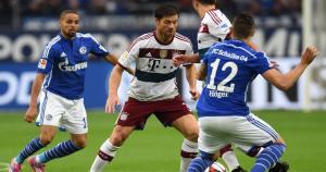 Xabi Alonso dejó el Real Madrid y se fue al Bayern Munich. (Agencias)