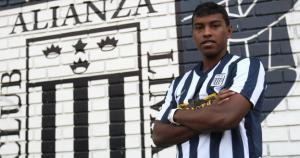 Miguel Araujo llegó a Alianza Lima procedente del Club estrella Roja de Serbia. (Erick Nazario/ Alexander Bustillos)