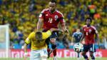 Brasil vs. Colombia: Neymar volverá a chocar con Camilo Zuñiga en amistoso
