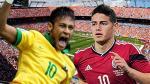 Brasil vs. Colombia: alineaciones confirmadas del partidazo en Miami