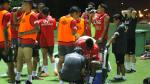 Selección Peruana completó su segundo entrenamiento en Qatar (FOTOS)