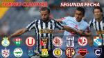 Torneo Clausura: árbitros, día, hora y canal de los partidos de la segunda fecha - Noticias de real garcilaso vs. césar vallejo
