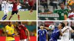 Amistosos FIFA: así quedaron los 7 partidos del martes (VIDEOS)