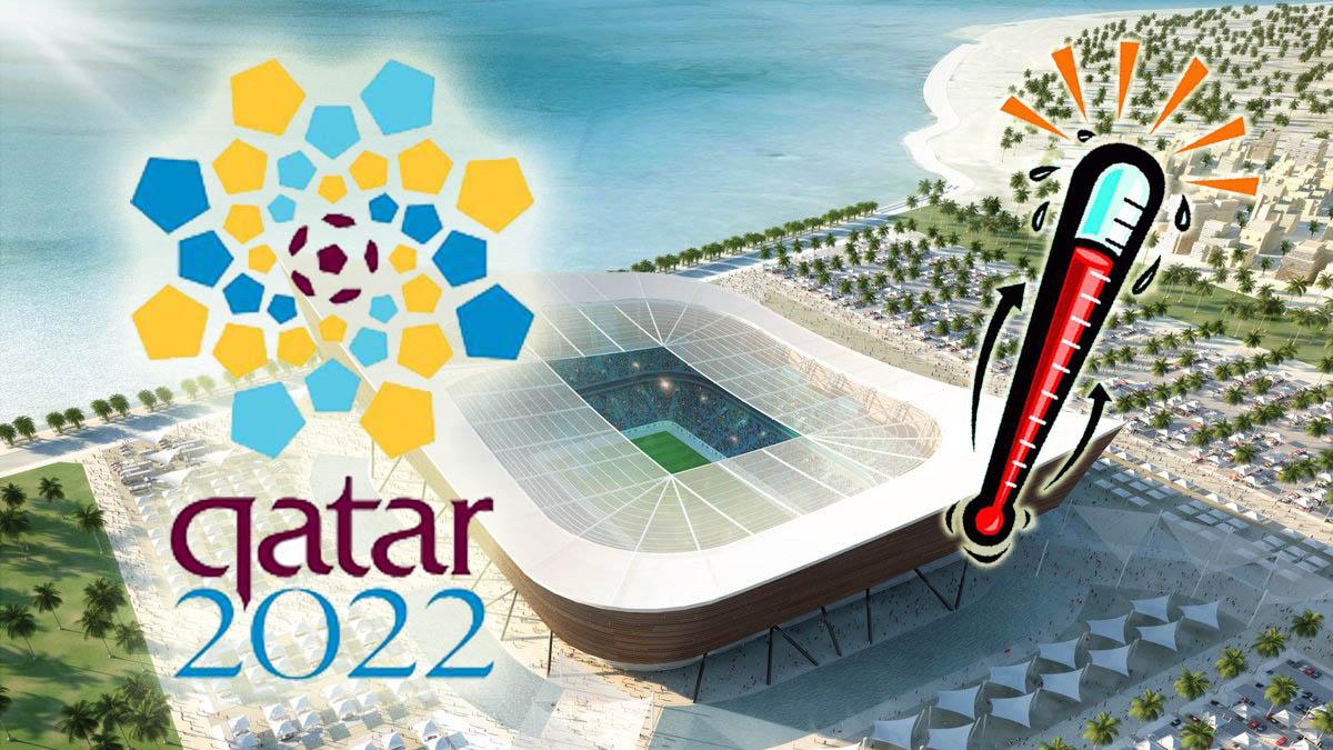 Mofas a los ingleses desde la federación de Qatar
