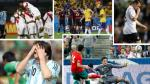Selección Peruana entre los verdugos de los ocho campeones del mundo - Noticias de raymond domenech