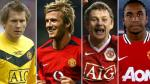 Manchester United y la costumbre de escribir mal el nombre de sus jugadores (FOTOS) - Noticias de david beckam