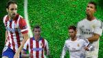 Real Madrid vs. Atlético: estos son los duelos más importantes del derbi