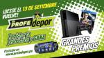 Profe Depor: participa por un Play Station Vita y un PS4 - Noticias de ps4